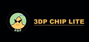 3DP-Chip lite actualizar controladores windows - alternativa driver booster