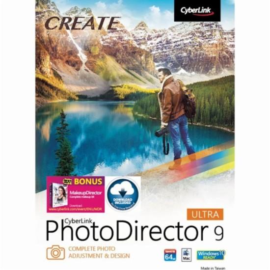 photodirector ultra 9 descargar full mega editor de fotos gratuito