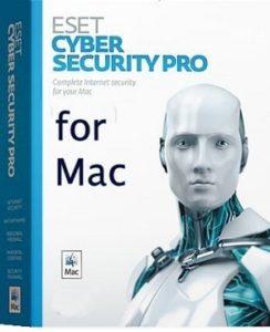 ESET CYBERSECURITY PRO 6 PARA MAC OSX ANTIVIRUS PARA MAC GRATIS