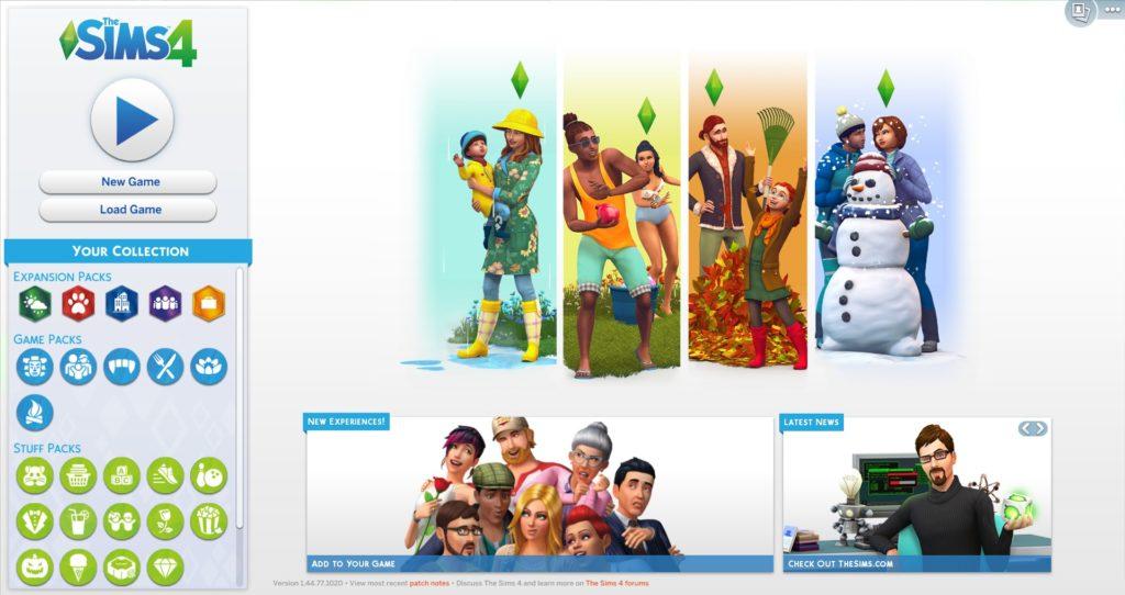 Mac Osx Los Sims 4 Seasons Todos Los Dlc Hasta Julio 2018 Artista Pirata