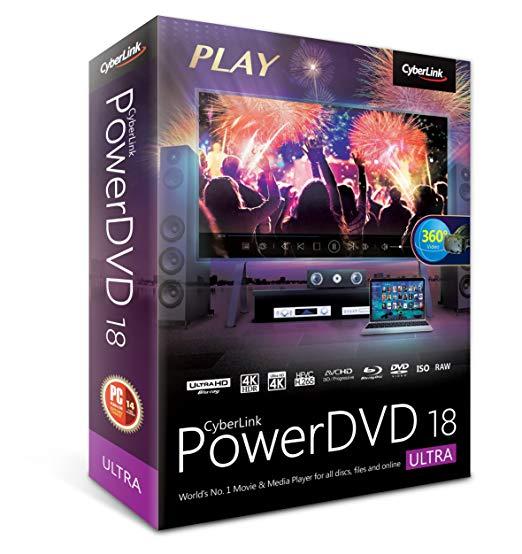 power dvd full 2018 mega