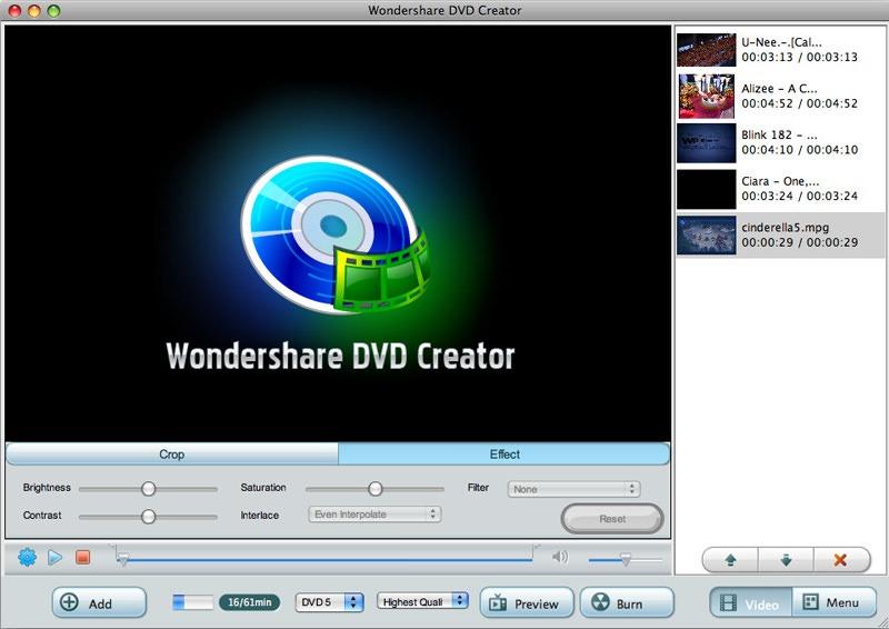 wondershare-dvd-creator para mac osx descargar dvd creator para mac full mega zippyshare