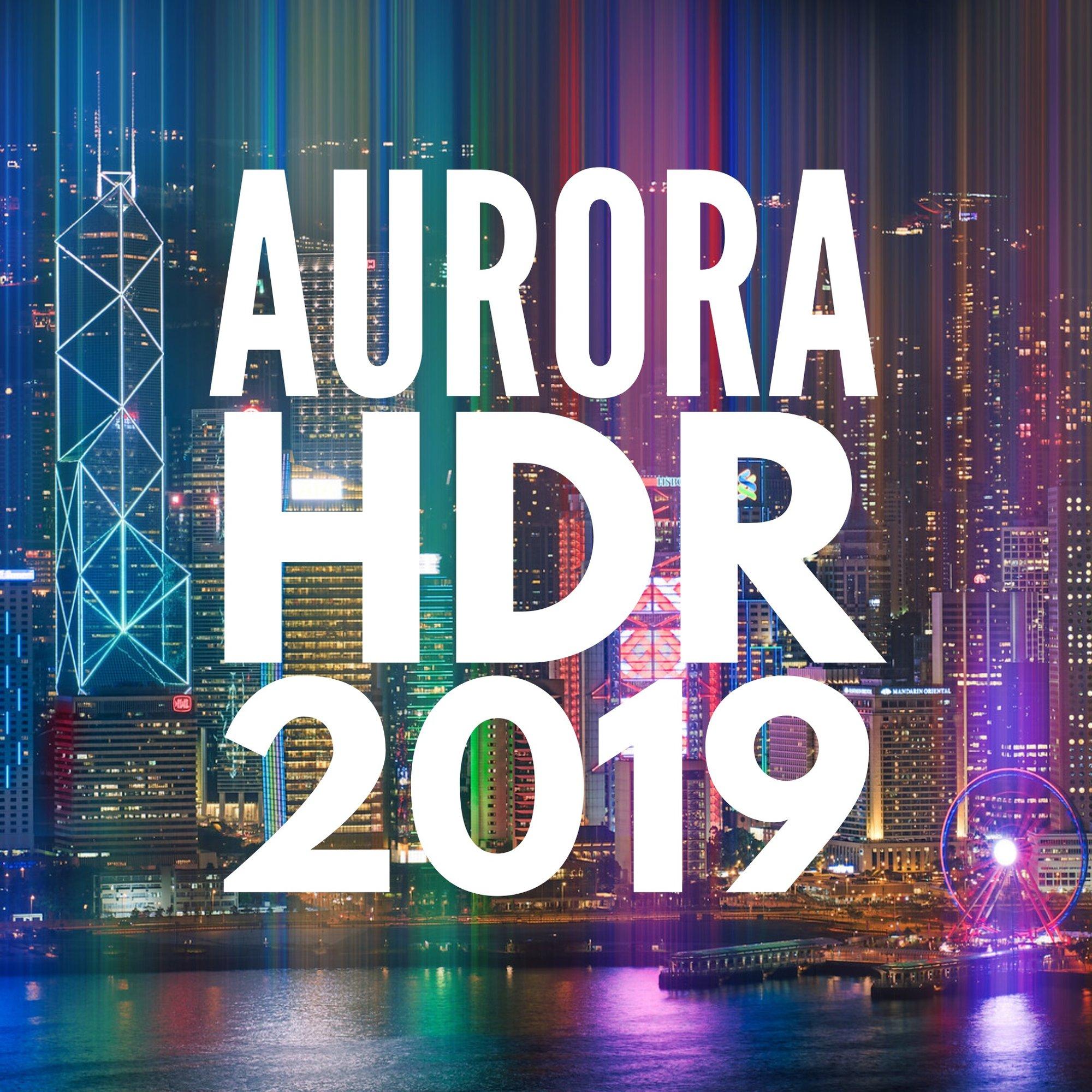 AURORA HDR 2019 FULL MEGA DESCARGAR AURORAR HDR