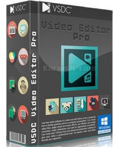 VSDC-Video-Editor-Pro full editor de vídeo facil de usar