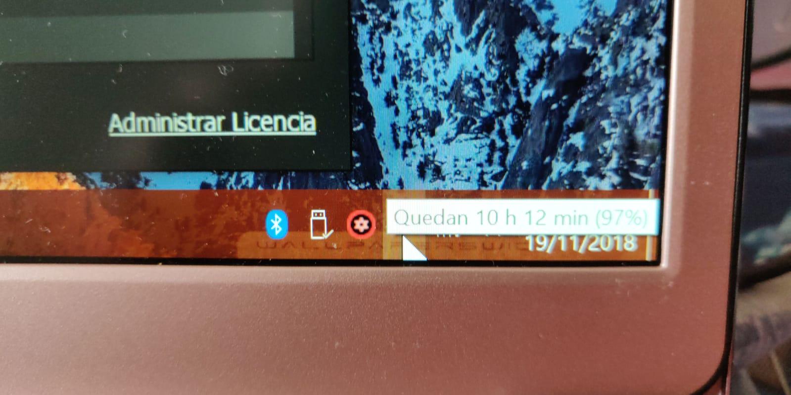 Windows 10 Lightning - aumentar bateria windows gratis