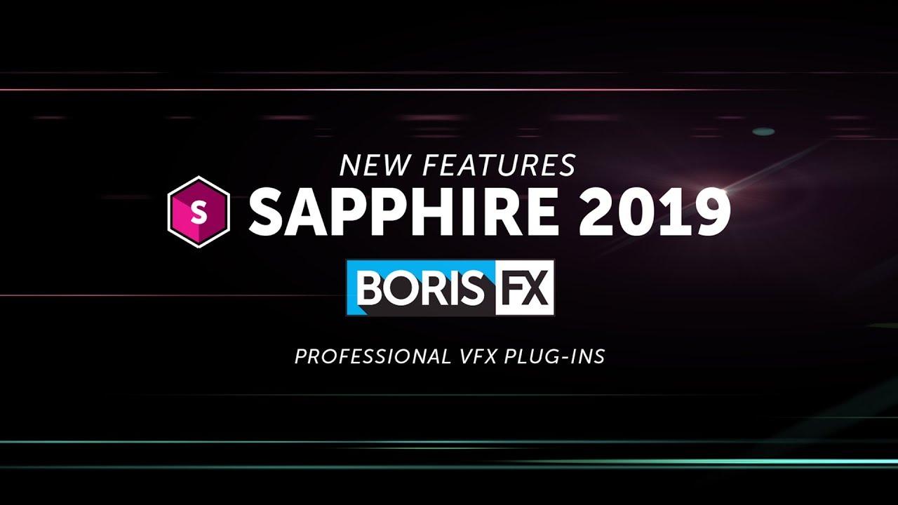 borisfx sapphire 2019 full mega para macos