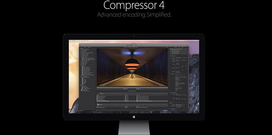 compressor 4 mac - plugin final cut pro - exportar video final cut pro full mega drive