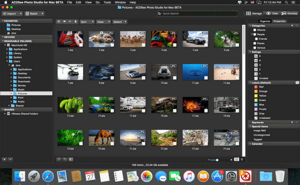 ACDSee Photo Studio 2018 Features Full Version for Mac OS X