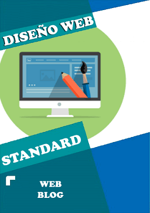 DISEÑO-WEB-STANDARD-DISEÑO WEB BARATO OFERTA