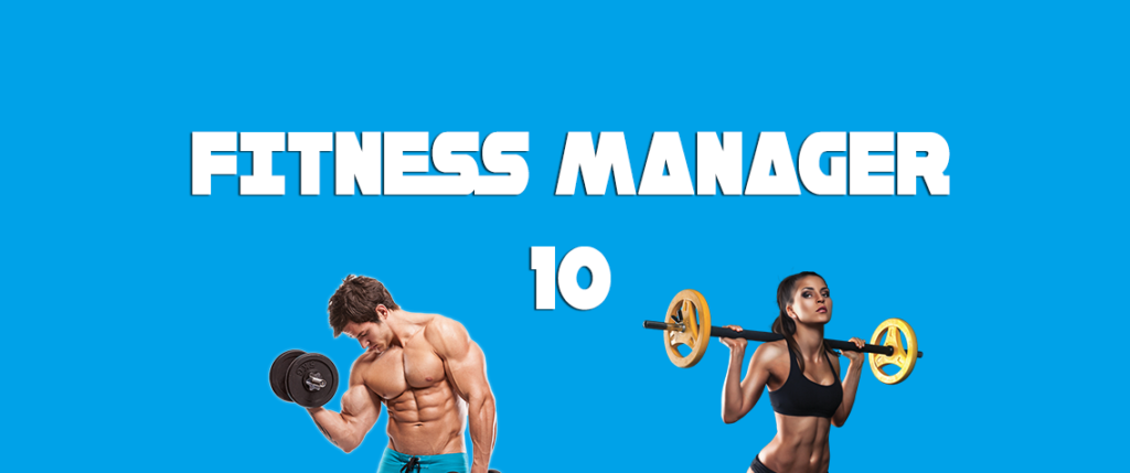 FITNESS MANAGER 10 FULL MEGA - GESTION DE GIMNASIOS