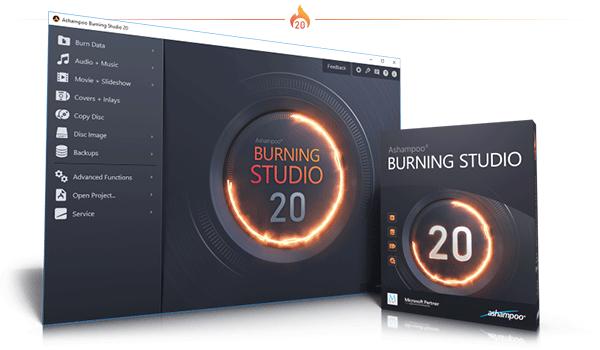 ashampoo burning studio 20 full mega - crear menu dvd en windows - grabar blu-ray