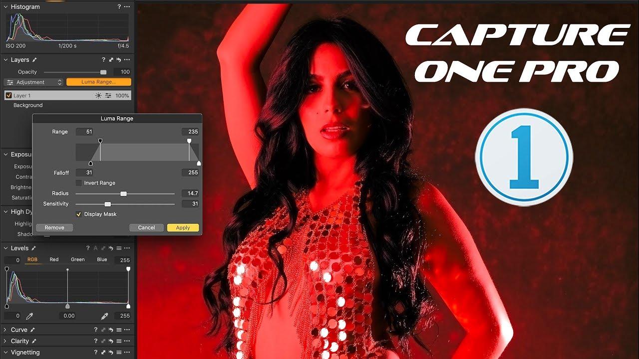 capture one pro 12 破解 mac