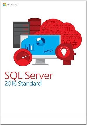 licencia permanente sql server 2016 standard original