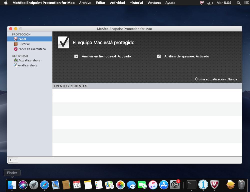 antivirus para mac gratis en español