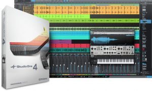 presonus studio one 4 full mega