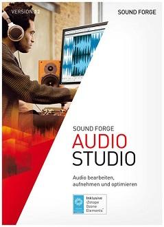 soundforge audio studio 12 full mega