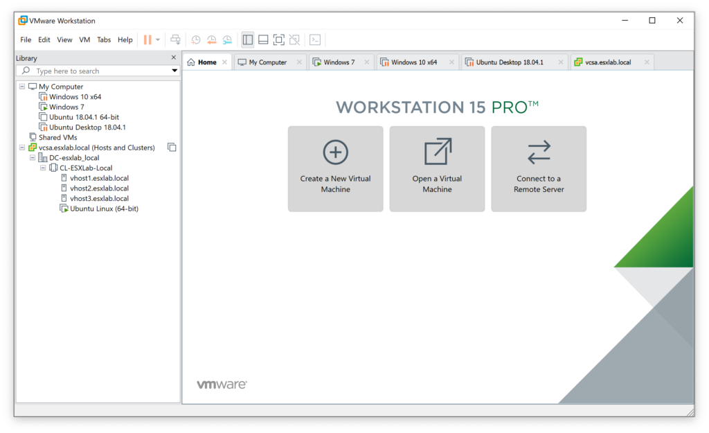 wmware workstation 15 pro para linux