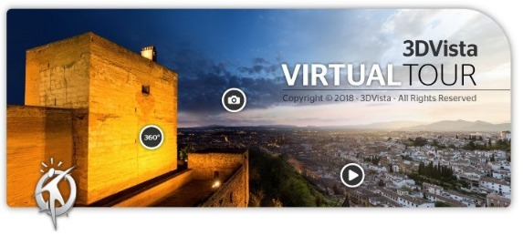 3DVista Virtual Tour Suite 2019 CREAR TOUR VIRTUAL 360 - CREAR VIDEO 360 FULL MEGA ZIPPYSHARE