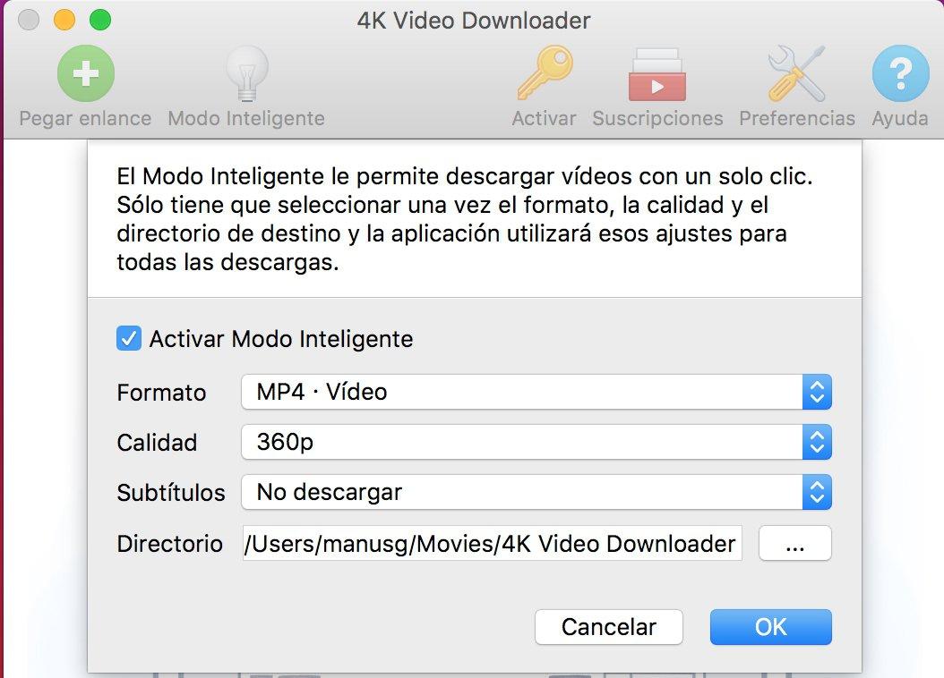 4K Video Downloader 4.16.5 [MAC-WIN] - Artista Pirata