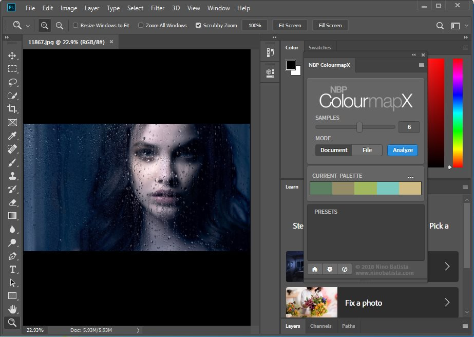 NBP ColourMapX 1.0.3 FULL MEGA WINDOWS MAC