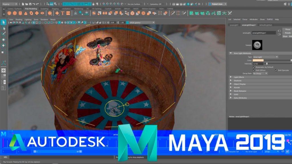 autodesk maya 2019 full mega - descargar maya 2019 gratis