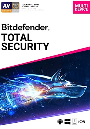 licencia bitdefender total security