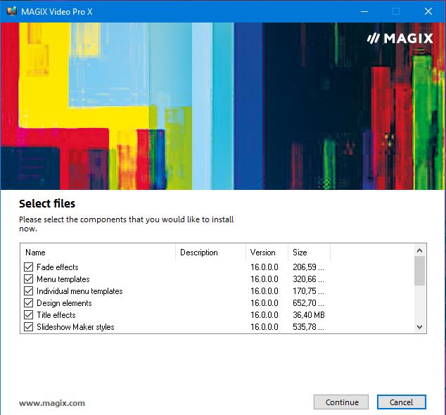 magix video pro x 16 full mega
