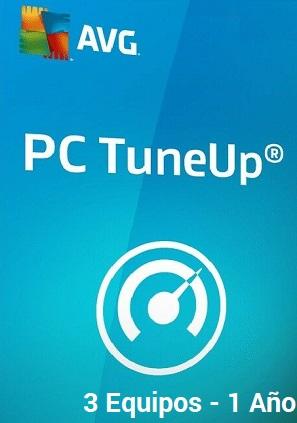 tuneup 2019 licencia original 3 equipos 1 año