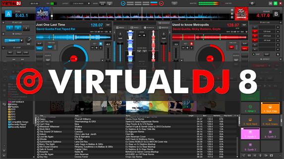 virtualdj 8 pro full mega