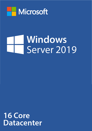 windows server 2019 licencia original permanente 16 cores
