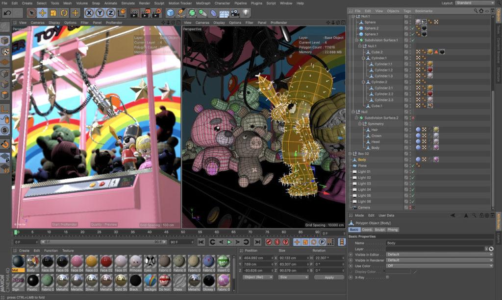 CINEMA 4D R20 FULL MEGA - DESCARGAR CINEMA 4D