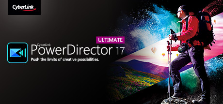 CYBERLINK POWERDIRECTOR 17 ULTIMATE FULL MEGA