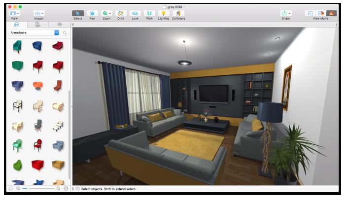 live home 3d pro 3.5.4 mac full - diseño de interiores en mac
