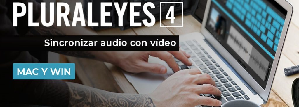 pluraleyes full mega - sincronizar audio con video