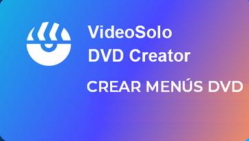 videosolo dvd 1.2 full mega crear menu dvd