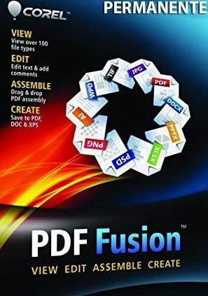 corel pdf fusion licencia original permanente pdf