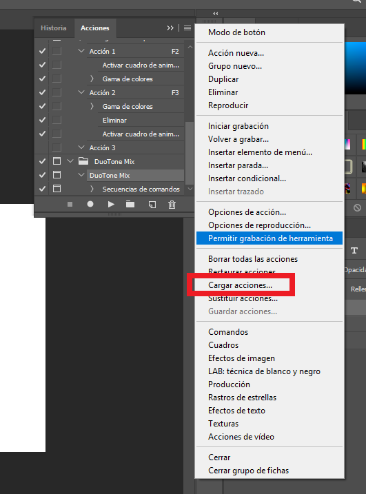 duotono mix photoshop panel full drive