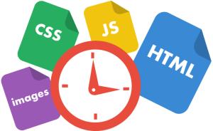 mantenimiento finalizado - velocidad de pagina