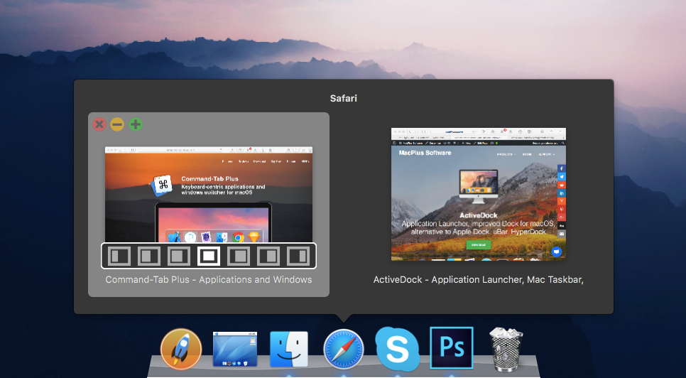 ActiveDock-mac full