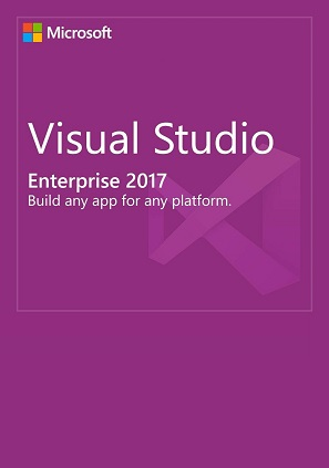 licencia original visual studio enterprise 2017