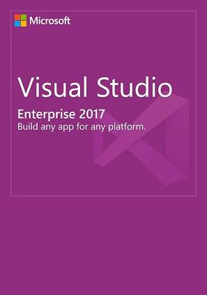licencia original visual studio enterprise 2017