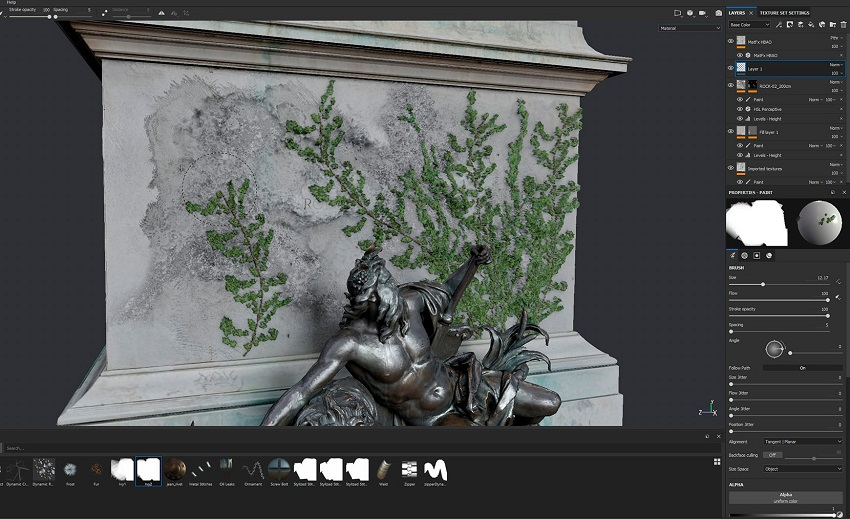 Allegorithmic-Substance-Painter-2019.1 full mega