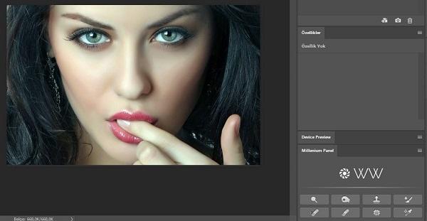 Millenium Panel - Plugin Photoshop CC full mega mac windows full