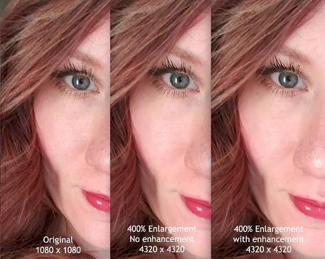 aumentar tamaño de fotos sin perder calidad