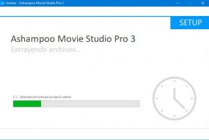 instalar ashampoo movie studio