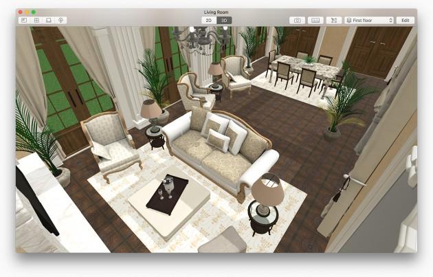 planner 5d mac - diseño de interiores en mac
