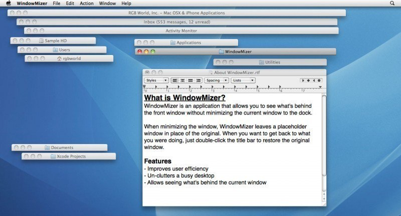 windowmizer 5.0.1 full mega