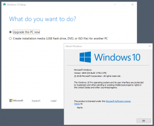 windows 10 mayo 2019 actualizar