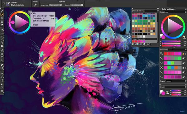 Corel-Painter 2020