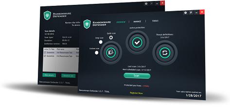 Resultado de imagen de Ransomware Defender Pro 4